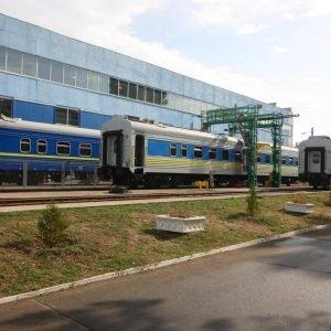 Комплектуючі для будівництва нових вагонів серії 779