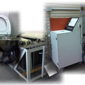 Комплект екологічно чистого туалету для пасажирських вагонів  моделей 61-779, 47К(Д)