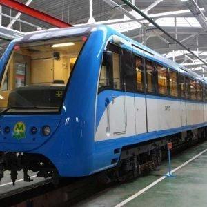 Комплектующие для строительства вагонов метро моделей 81-7021 / 7022, 81-7036 / 7037